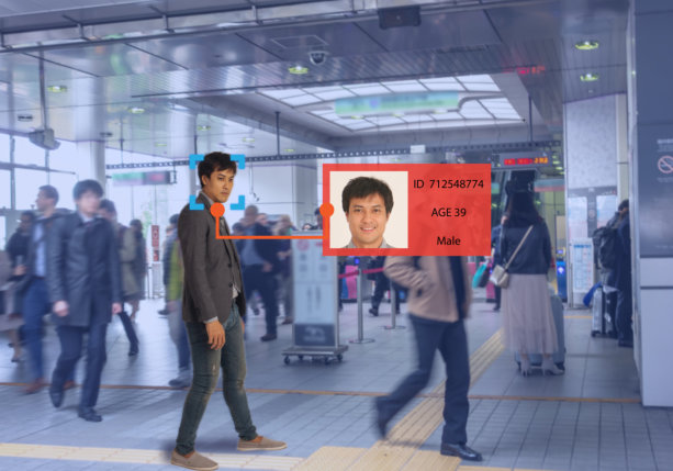 iot machine learning with human and object recognition which use artificial intelligence to measurements